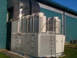 Daikin CUATP40 packaged unit